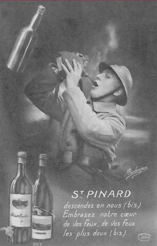 "L'origine du mot ""Pinard"" Pinard03"