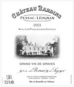 Ch�teau Bardins - Pessac-L�ognan