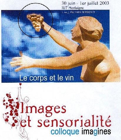 Image(s) et sensorialité : le Corps et le Vin