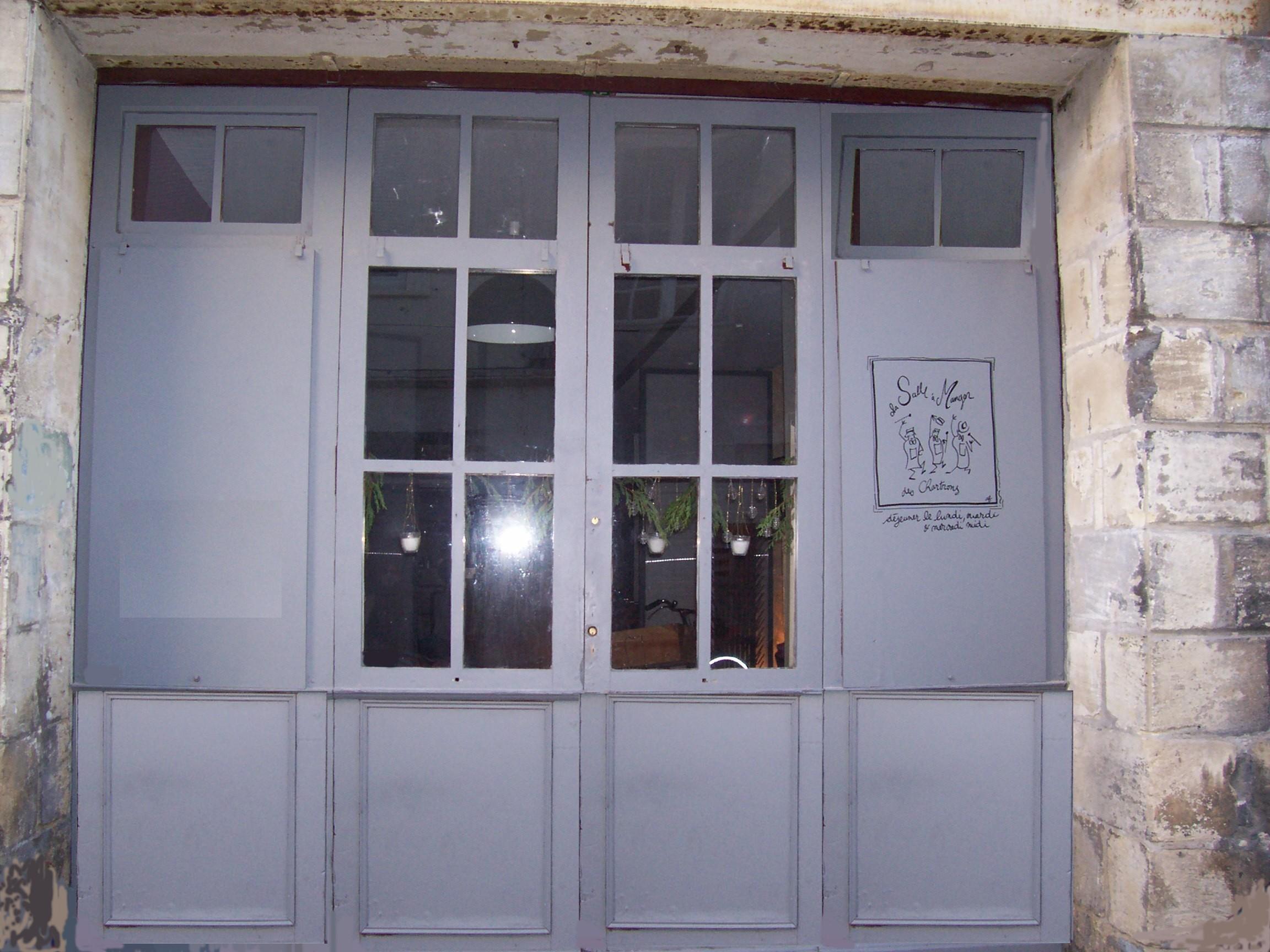 La Salle A Manger Des Chartrons V M A Bordeaux