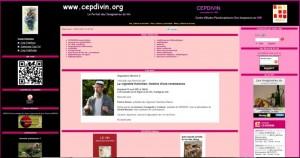 ancien site cepdivin.org