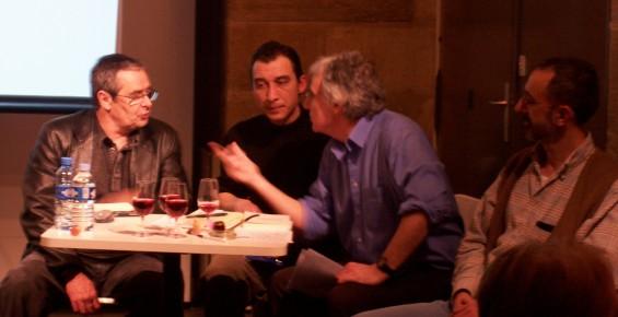 Autant en emporte le vin : François Vignes & Claude Andrzejewski. Dégustation littéraire, La Machine à Lire, 25/03/2006.
