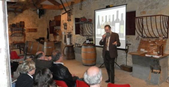 Patrice Bersac : Le vignoble francilien, histoire d