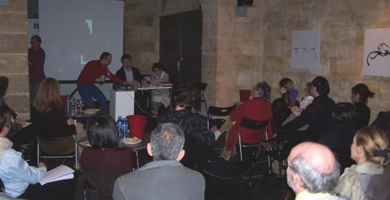 Anne-Marie Royer Pantin : La rose et le vin, Esthétique du vin. Dégustation littéraire, La Machine à Lire, 14/02/2008.