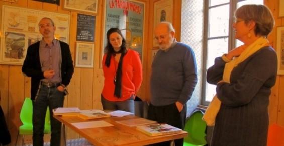 Astrid Bouygues, Ségolène Lefèvre, Gabriel Saad : Histoires légumières. dégustation littéraire, L