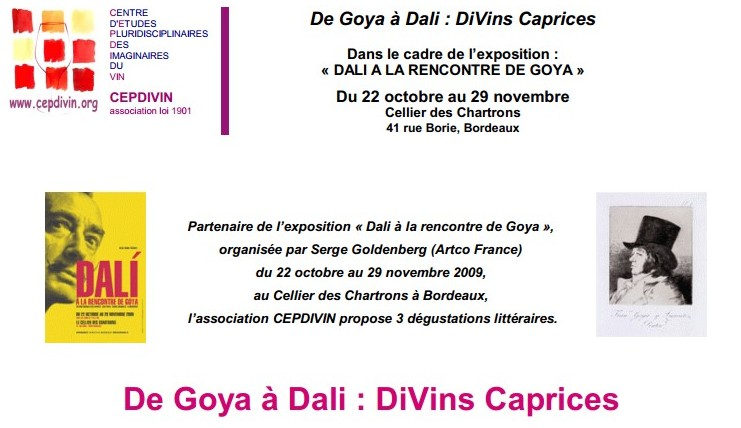 De Goya à Dali : DiVins Caprices