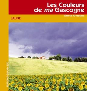 Chantal Armagnac, Les couleurs de ma Gascogne -JAUNE