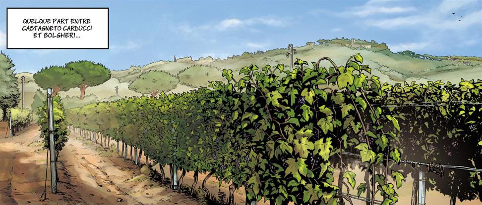 Corbeyran In Vino Veritas Tome 1
