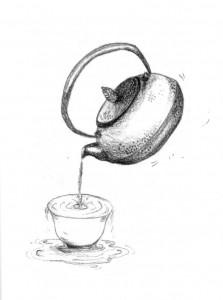 Yu Zhou La Baguette et la Fourchette