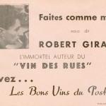 ons Vins du Postillon Robert Giraud 2