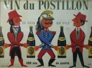 Vin du Postillon. De père en fils.