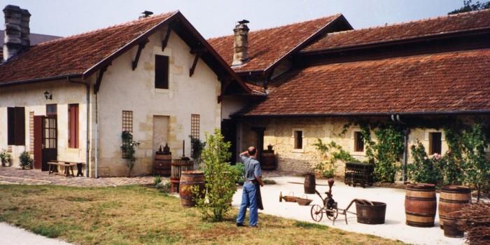 Ecomusée de la Vigne et du Vin de Gradignan.