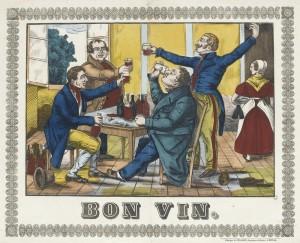 Le vin comme art de vivre - L'Histoire par l'image