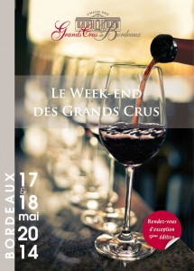 Week-end des Grands Crus 2014 @ Hangar 14 | Bordeaux | Aquitaine | France
