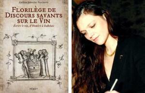 Azélina Jaboulet-Vercherre : Florilège de discours savants sur le vin.