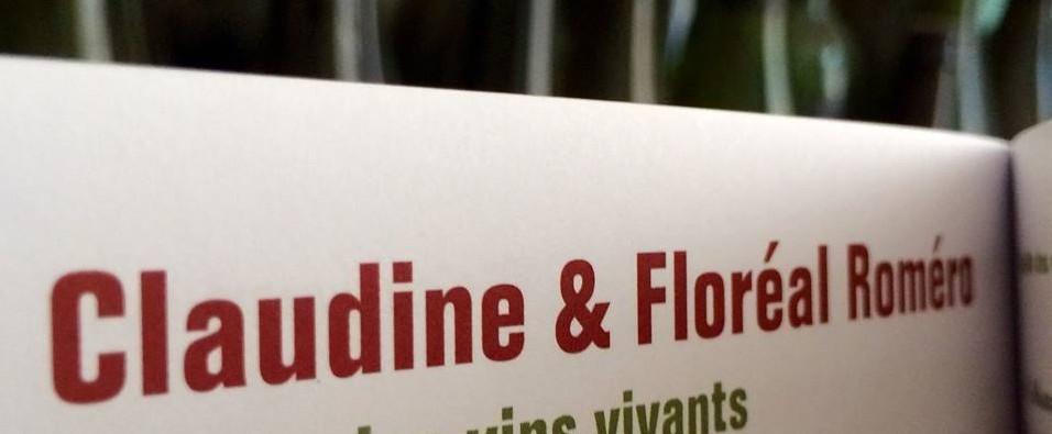 claudine et floreal romero
