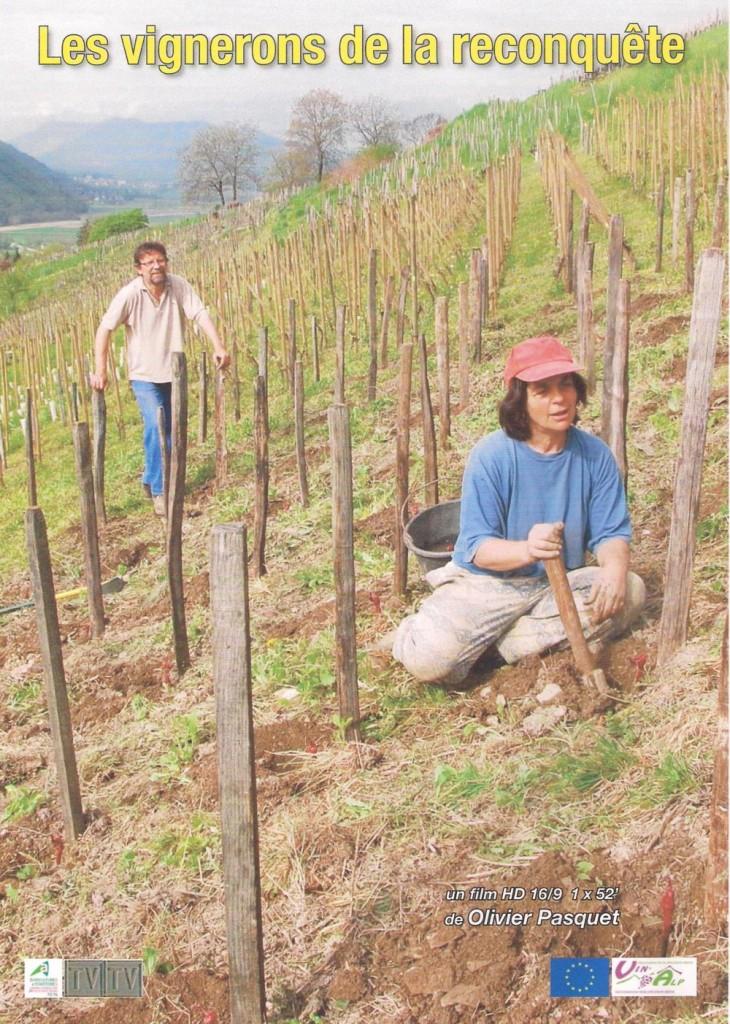 les vignerons de la reconquete