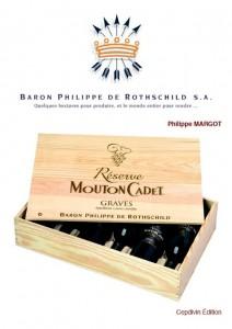 Philippe Margot, Baron Philippe de Rothschild S.A.